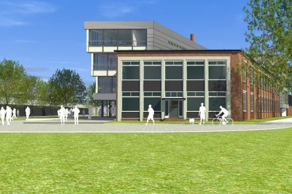 Nieuwbouw Saxion Apeldoorn in beeld